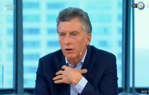 """Al asegurar que no se va a perseguir jueces, Macri le pidió al Poder Judicial: «No queremos que haya más impunidad"""""""