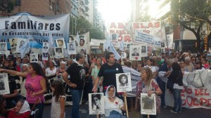 #24M En Córdoba una manifestación de más de 50 mil personas marchó para decir Nunca Más