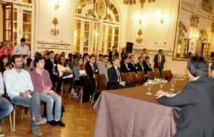 Jóvenes del Cono Sur debatieron políticas sociales en Salta