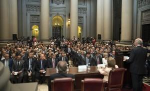 """""""No es nuestro deber gobernar, pero sí poner límites"""", afirmó Lorenzetti"""