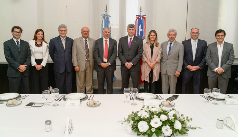 Agenda Argentina y Chile