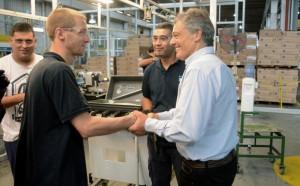 Producción anunció $340 millones en créditos para PyMEs