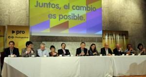 Con lista de unidad, el PRO será presidido por Schiavoni y Machado a nivel nacional