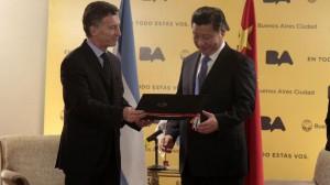 Tras dos días con Obama, Macri se reunirá con Xi Jinping en Washington