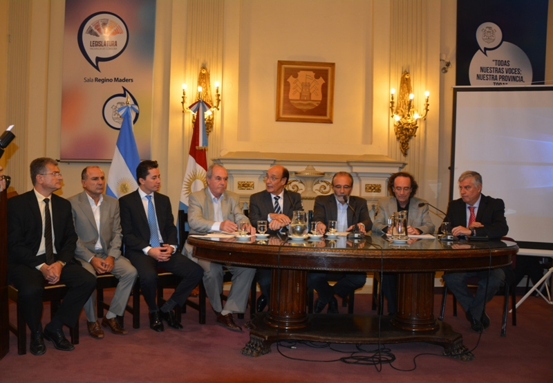 PRENSA LEGISLATURA Comisiones Gasoductos