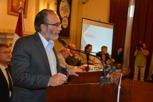 Odebrecht: Pese a la acusación opositora de ser una empresa corrupta, López descartó dar de baja la adjudicación