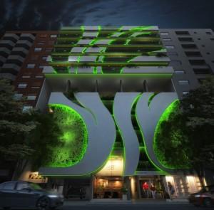 Presentaron el primer edificio Eco-sustentable y Domótico del interior del país
