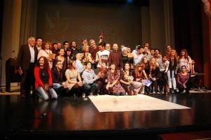 Premian la labor teatral en salas cordobesas