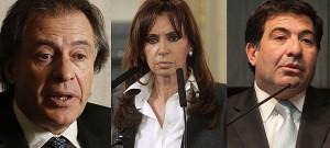 «Fraude» al Estado: Presentaron una denuncia penal contra Cristóbal López, Echagaray y CFK