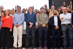 Acto en Avellaneda: Ausencia de gobernadores dejó expuestas las diferencias con el kirchnerismo