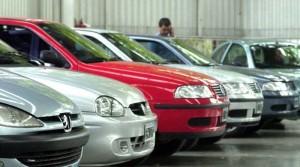 En febrero cayó la venta de autos usados