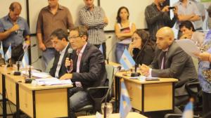 """Con duras críticas a Mestre, ADN aseguró que no será cómplice del """"mayor endeudamiento"""" del municipio"""