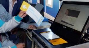 boleta electronica solo voto