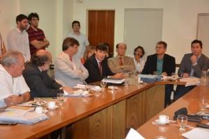 comisiones legislatura Gasoductos y nueva deuda