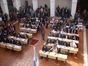 Concejales instituyeron la Semana Municipal de la Memoria