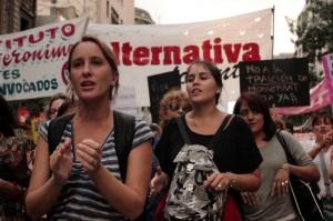 La oposición docente rechaza la nueva oferta de Schiaretti