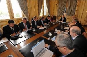 Schiaretti destacó el consenso por avanzar en una distribución más federal de la coparticipación