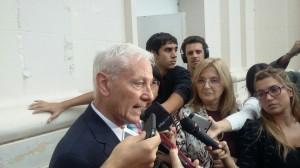 El radical Juri desplazó del rectorado de la UNC a la gestión kirchnerista de Tamarit