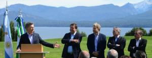 Macri anunció que el INVAP seguirá «trabajando» con la NASA