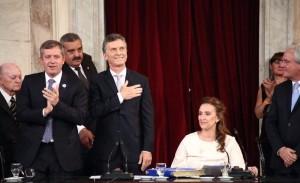 En la apertura de sesiones, Macri hará mención a la herencia K y planteará desafíos de cara al futuro