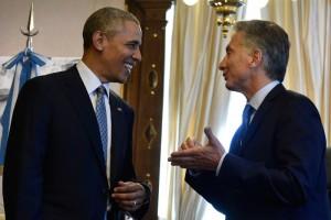 """Obama definió al gobierno de Macri como un """"aliado clave"""" de su país"""