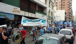 movilización Sadop 2