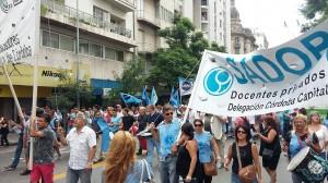 Apoyo de la CGT Córdoba, al paro y movilización de los docentes privados