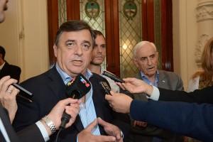 """Ganancias: Pese al revés para el gobierno, Negri sostuvo que el  decreto """"sigue más vivo y vigente que nunca"""""""