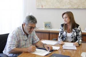 Oferta salarial: Tras la aprobación del plenario, el SEP rubricó el acuerdo con el gobierno