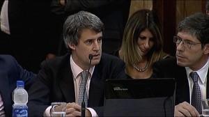 Prat Gay aseguró que un 90% de los litigantes aceptó la propuesta de pago de la Argentina