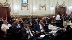 """Los """"díscolos"""" dieron la nota en medio de una mayoría que respondió al pacto Schiaretti, Macri y Mestre"""