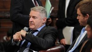 """En el tema Ganancias no se resolvió """"nada en favor de la gente"""", advirtió el massista Pérez"""