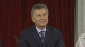 """Al aludir a la herencia K, Macri afirmó que se encontró """"un Estado plagado de clientelismo y corrupción"""""""