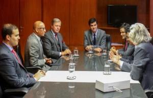 Inversores extranjeros manifestaron su interés en proyectos de energía para Salta