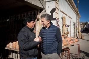 Macri anunció inversiones por $1.000 millones para microemprendimientos sociales