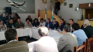 Nación anunció ampliación de la Emergencia Agropecuaria y destinó fondos para la Región Centro