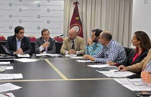 Gobierno salteño conformó la Mesa de Comercio Exterior