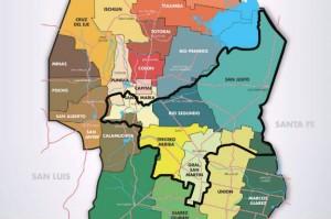 Campo/Lluvias: Schiaretti firmó la emergencia para cuatro cuencas productivas