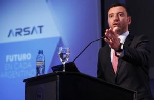 ArSat: De Loredo justificó la suspensión del desarrollo del tercer satélite