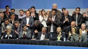 """Internas: Con margen de tiempo acotado, el PJ al """"rojo vivo"""" busca sortear diferencias para una """"unidad"""" de transición"""