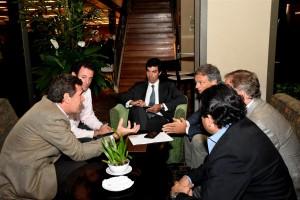Industriales acordaron una agenda común con los gobiernos provincial y nacional