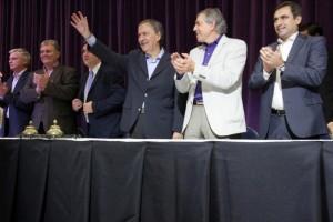 """Con el """"Acuerdo Federal"""", gobierno schiarettista se comprometió a la cancelación """"total"""" de deudas con municipios"""