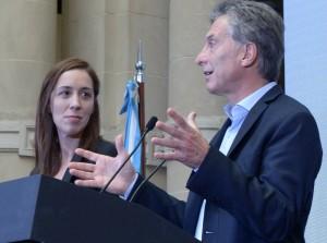 """""""Es bueno que haya una justicia independiente que imputa a este presidente"""", afirmó Macri"""