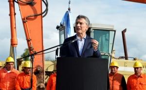 """Desde Tucumán, Macri opinó que las centrales obreras """"tienen derecho a expresarse"""""""