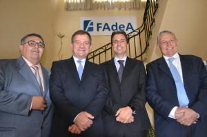 Felippa asumió la presidencia de FAdeA