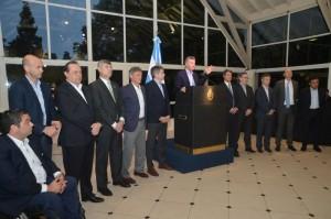 Macri le pidió a los empresarios cuidar el empleo y ser responsables con los precios