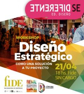 FIDE te propone pensar el diseño de manera estratégica