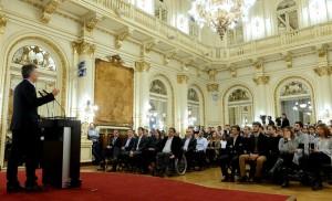 """""""Argentina volverá a ser un lugar donde se genere trabajo de calidad"""""""