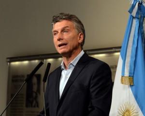 """Macri insistió en que su gobierno está trabajando """"para salir del flagelo de la inflación"""""""