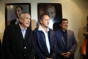 Scioli afirma que la política económica del gobierno genera despidos